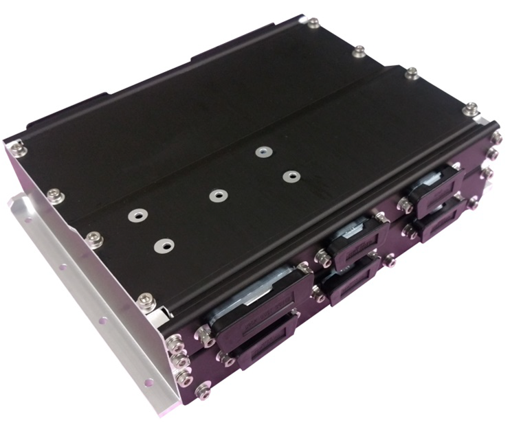 Integrated 3 to 6 cell Li-Ion Battery System