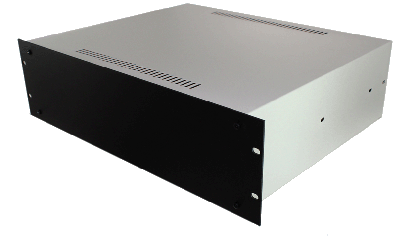 Combined Transceiver, Power amplifier and Linux Computer