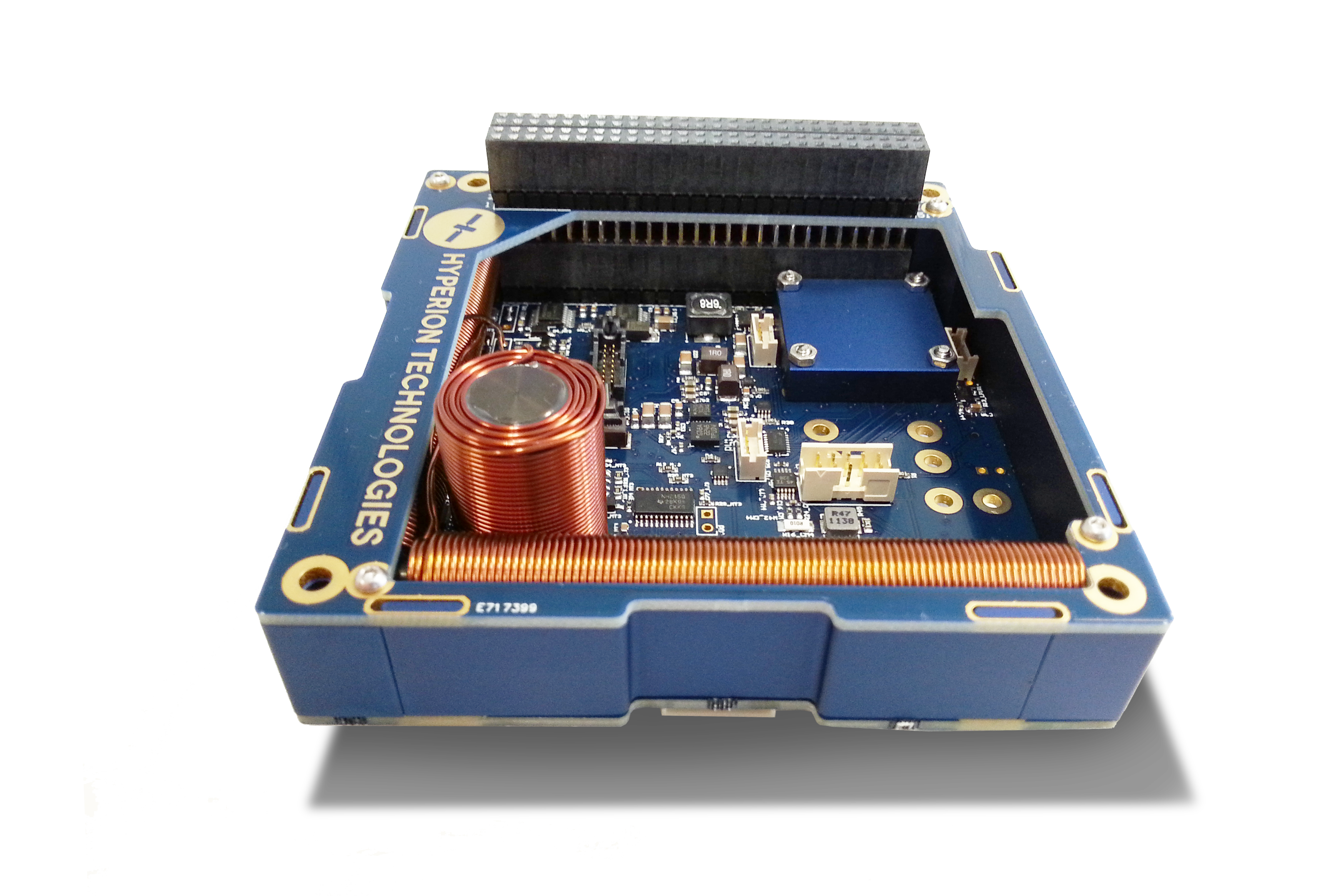 Celeste The GNSS receiver